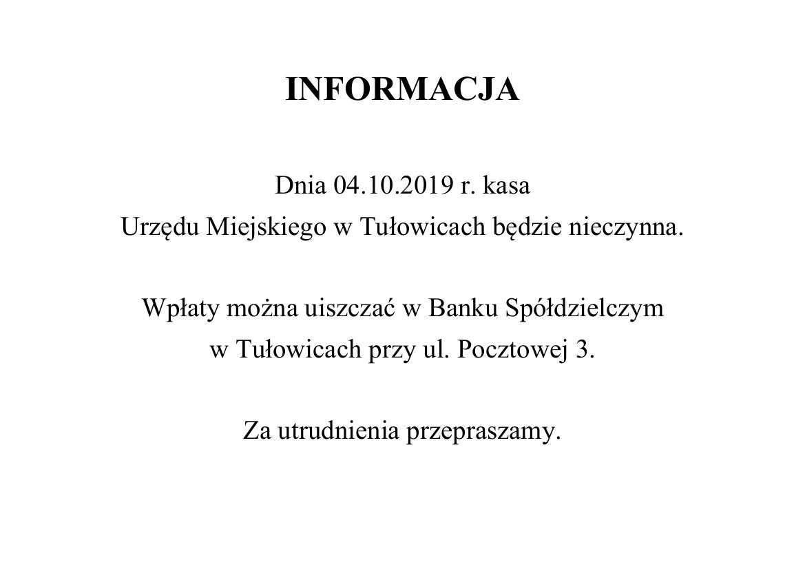 Informacja Burmistrza Tułowic z dnia 04.10.2019 r.png