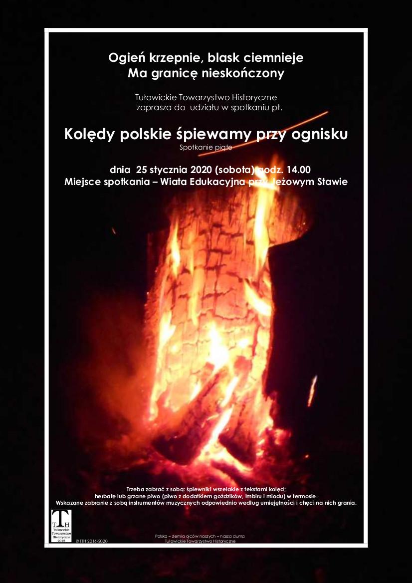 Kolędy polskie śpiewamy przy ognisku - zaproszenie.jpeg