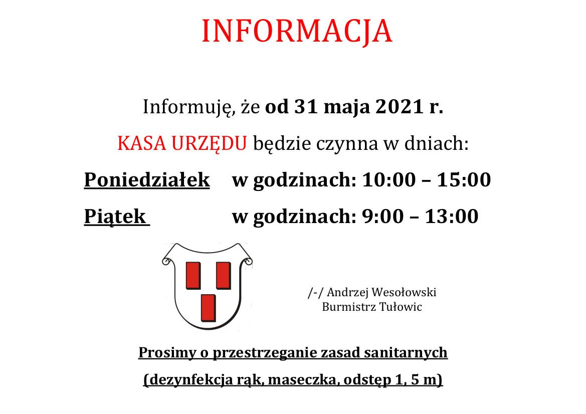 Informacja Burmistrza Tułowic z dnia 25.05.2021 r.jpeg