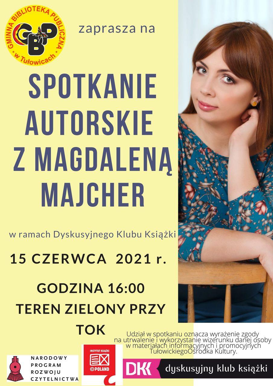 Spotkanie autorskie z Magdaleną Majcher.jpeg