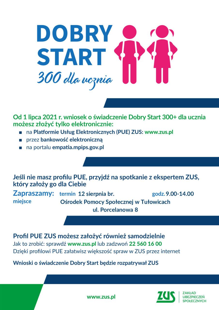Dobry Start 300 dla ucznia -  spotkanie z ekspertem PUE ZUS.jpeg
