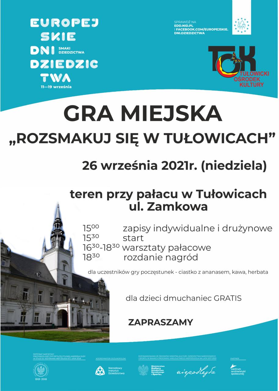 Gra Miejska rozsmakuj się w Tułowicach - 26.09.2021 r.png
