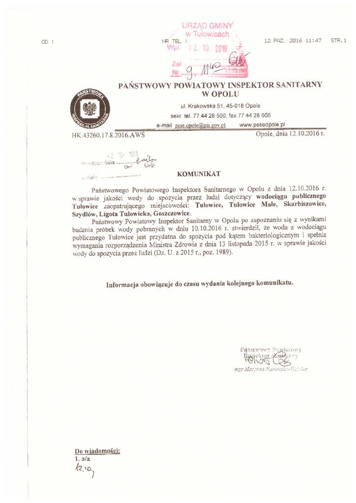 Komunikat Państwowego Inspektora Sanitarnego w Opolu.jpeg