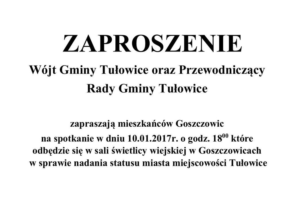 Komunikat Wójta Gminy Tułowice z dnia 05.01.2017 r.jpeg