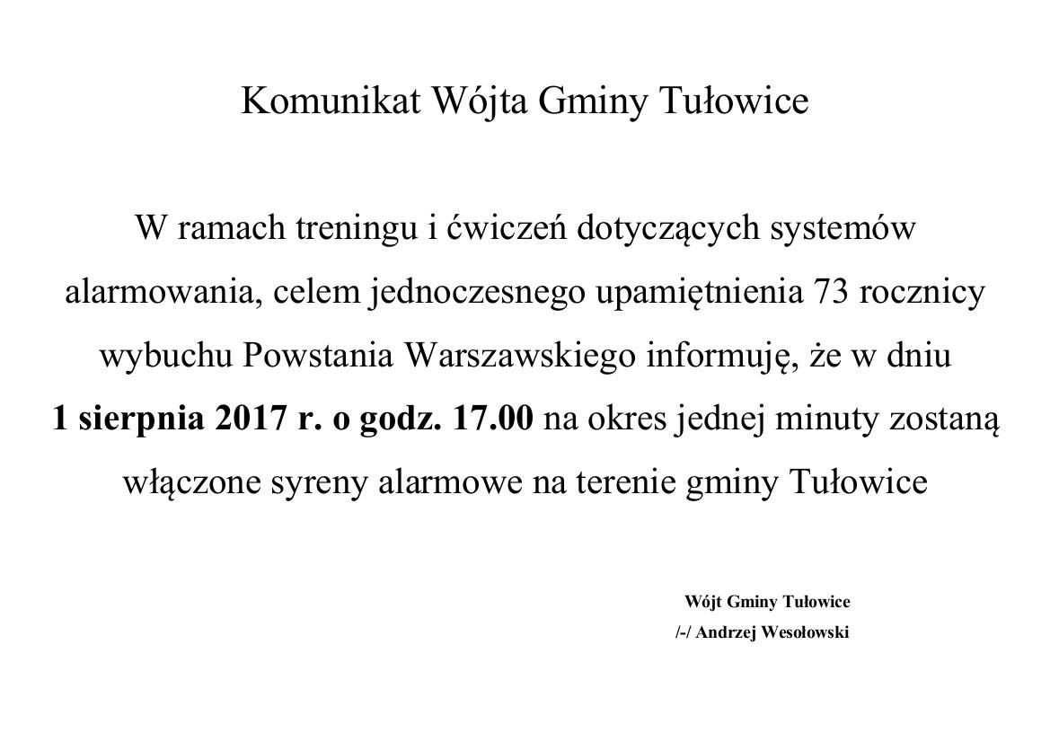 Komunikat Wójta Tułowice z dnia 01.08.2017 r.jpeg