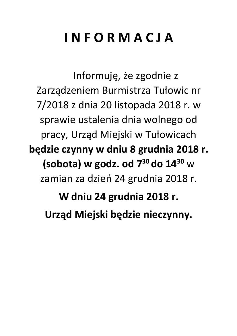 Informacja Burmistrza Tułowic z dnia 29.11.2018 r.jpeg