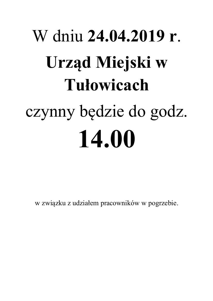 Komunikat Burmistrza Tułowic z dnia 23.04.2019 r.jpeg