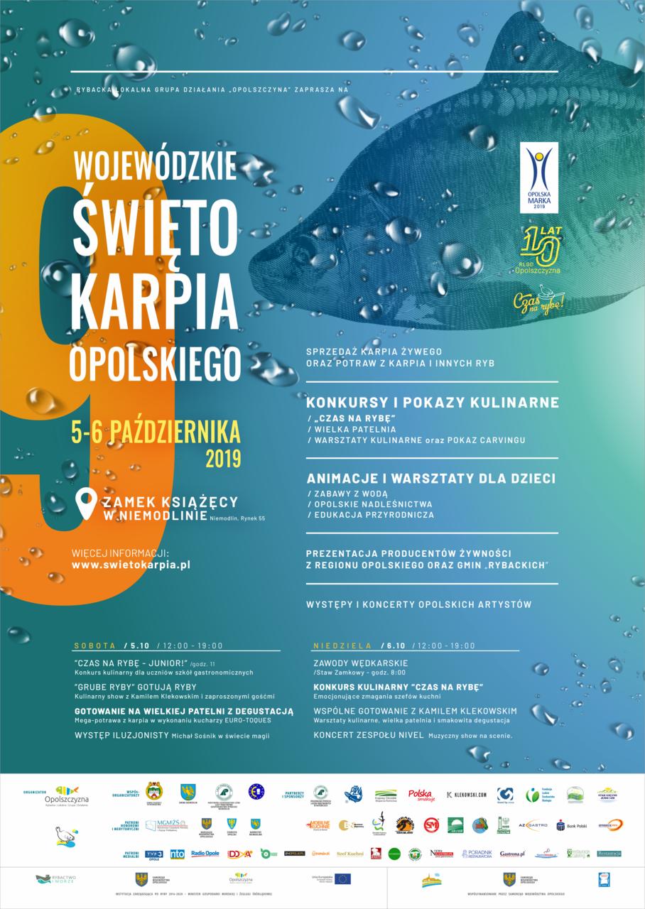 Wojewódzkie Święto Karpia Opolskiego 2019.png