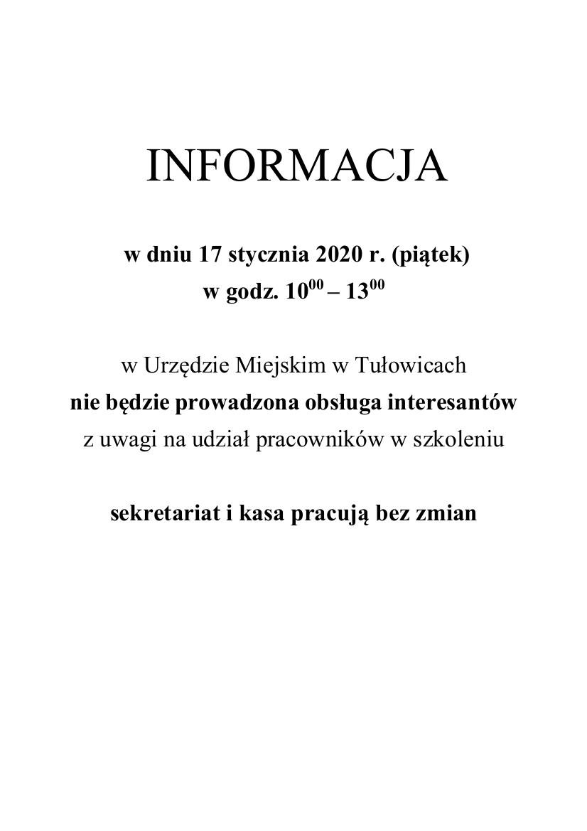 Informacja Burmistrza Tułowic z dnia 16.01.2020 r.jpeg