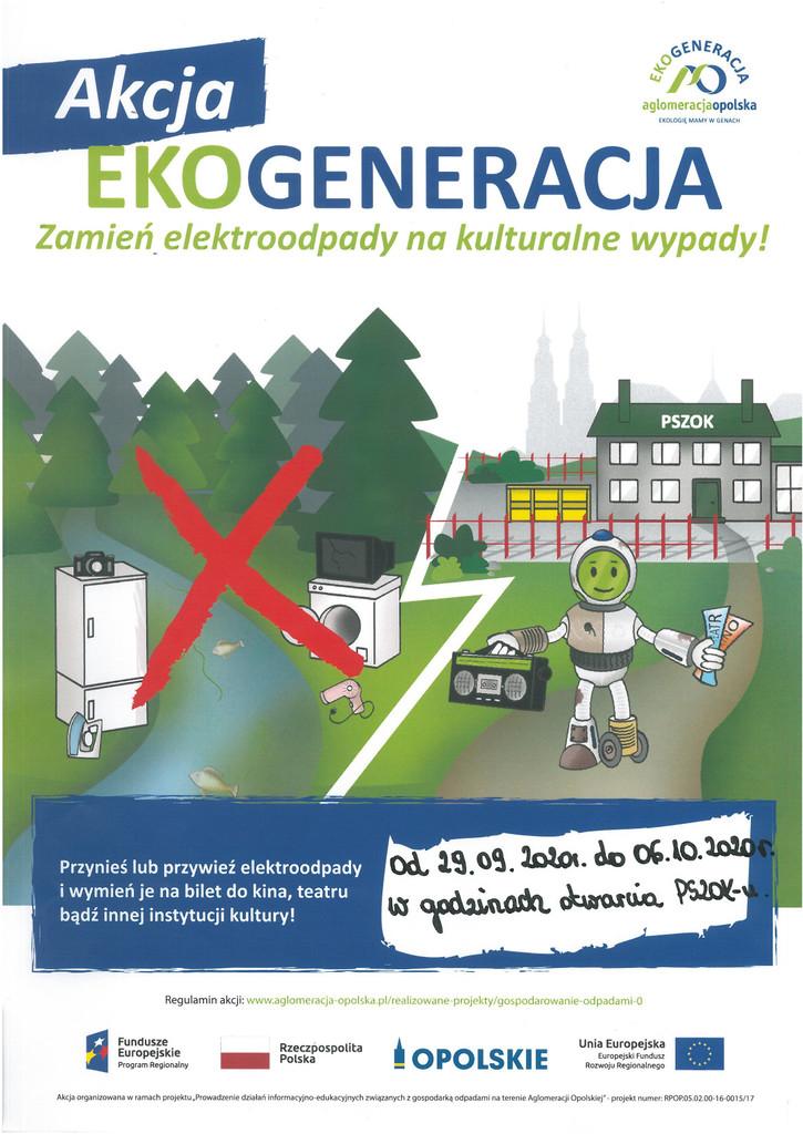 Akcja Ekogeneracja 29.09.2020 r - 06.10.2020 r..jpeg