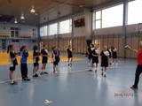 Galeria Trening piłkarek ręcznych