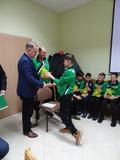Galeria Mistrzowie Województwa Opolskiego nagrodzeni na sesji Rady Gminy