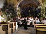 Galeria Koncert Chóru RADOST z partnerskiej gminy Bělá pod Pradědem w kościele parafialnym w Tułowicach