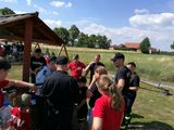 Galeria Zawody Strażackie w Goszczowicach 2017