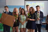 Galeria Pożegnanie absolwentów Gimnazjum 2016/2017
