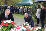 Galeria 73 rocznica przybycia pierwszego transportu Powstańców Warszawskich do Stalagu 344 Lamsdorf