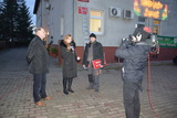 Galeria Urząd Miejski w Tułowicach oficjalnie otwarty