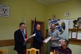 Galeria Spotkanie Burmistrza i Przewodniczącego Rady Miejskiej z byłymi sołtysami i byłymi członkami rad sołeckich