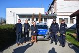 Galeria Nowy radiowóz dla policjantów z Posterunku Policji w Tułowicach