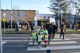 Galeria Oficjalne otwarcie przejścia dla pieszych przy Publicznej Szkole Podstawowej - 20.12.2019 r.